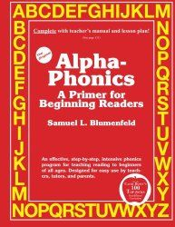 Alpha-Phonics Workbooks {Free}