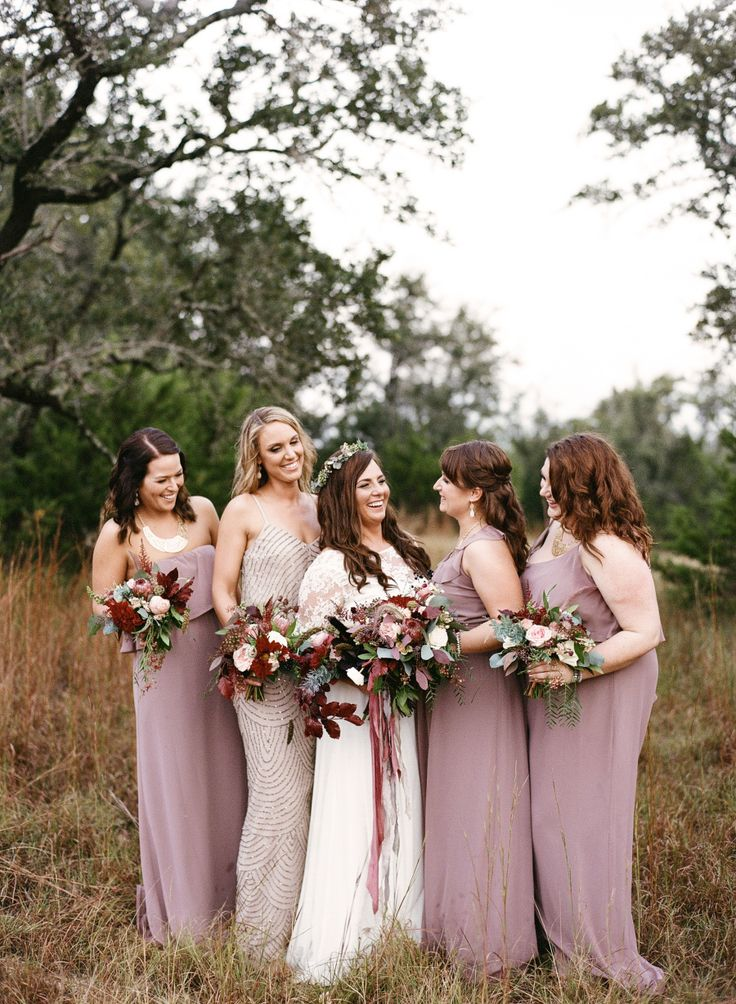 Best 25+ Mauve bridesmaid dresses ideas on Pinterest