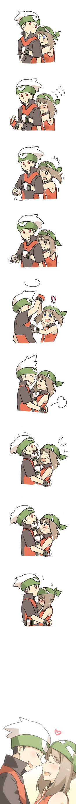 Pokemon Ruby x Sapphire