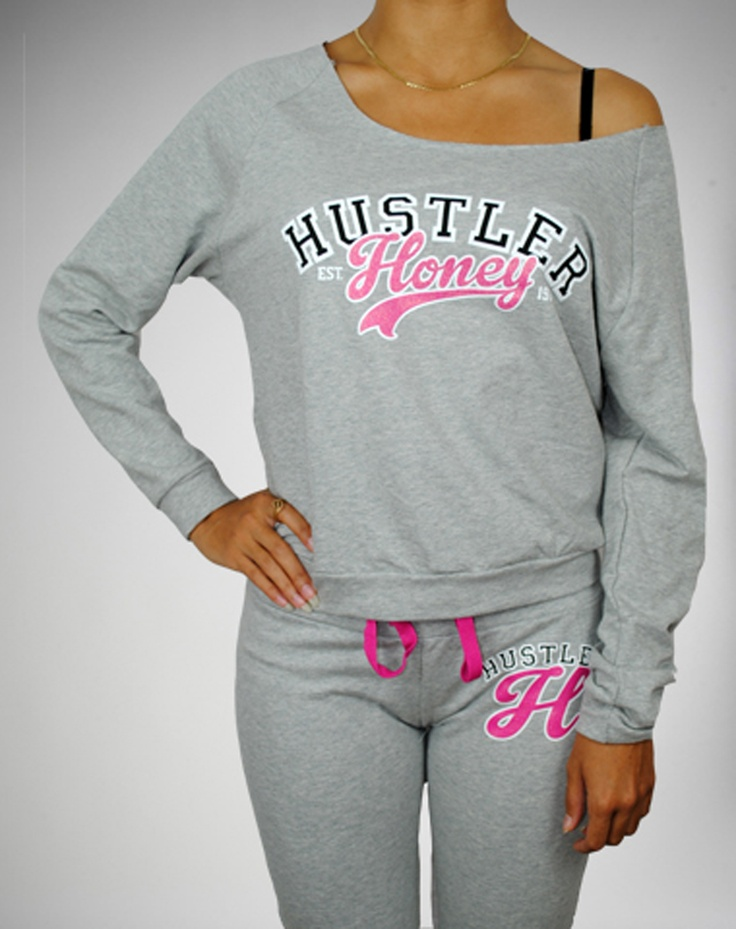 Hustler sweat suits
