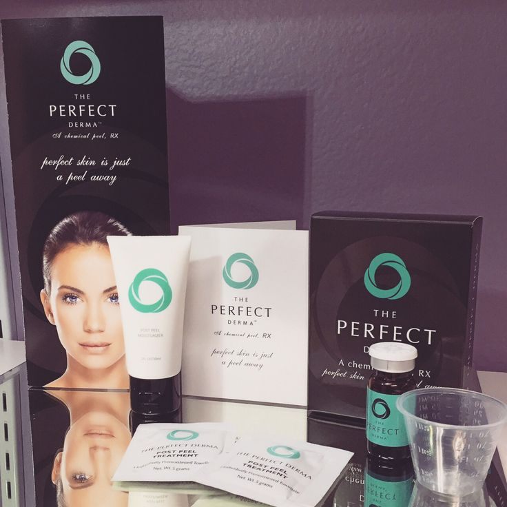 The Perfect Derma peel uses a highly effective combination of medical grade peeling agents. It is the only peel on the market today that uses the key ingredient, glutathione, a powerful antioxidant…