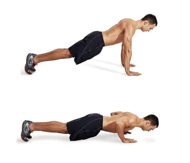 Best Chest Exercises For Men Reps