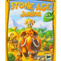 A Stone Age Junior nyerte idén Németországban gyermekjáték kategóriában a kritikusok díját. Furcsa módon talán ennek a kihírdetését szoktam a legjobban várni, mert felnőtt játékból könnyű jót választani, de igazán jó, igényes, kisebbek számára is tartósan élményt nyújtó társasokból -szerintem- nincs elég.#StoneAgeJunior #MyFirstStoneAge #gyermekjáték #társasjáték #kőkorszak