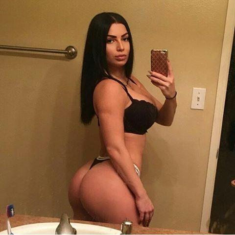 Butt Bikini Thong