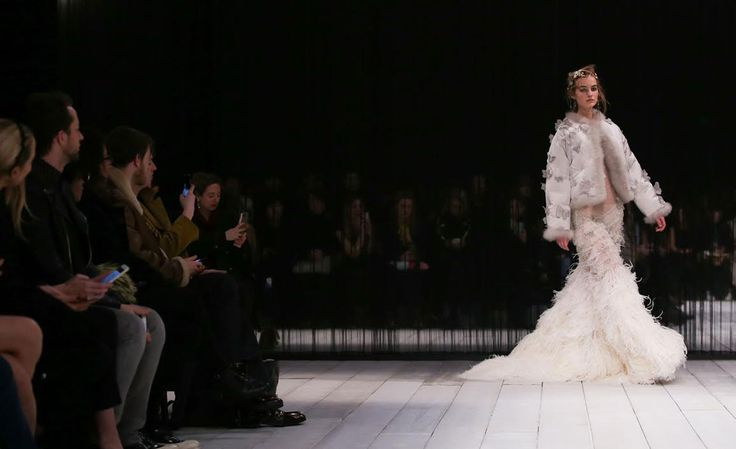 The Top 7 Fall 2016 Collections of London Fashion Week
