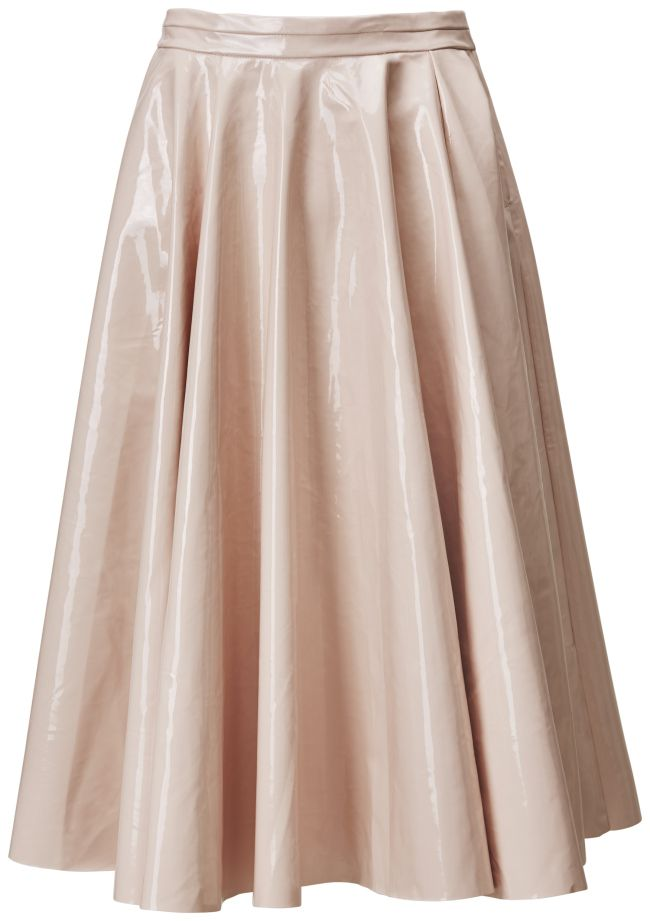 H&M Midi-Skirt, £39.99 (Picture: H&M)
