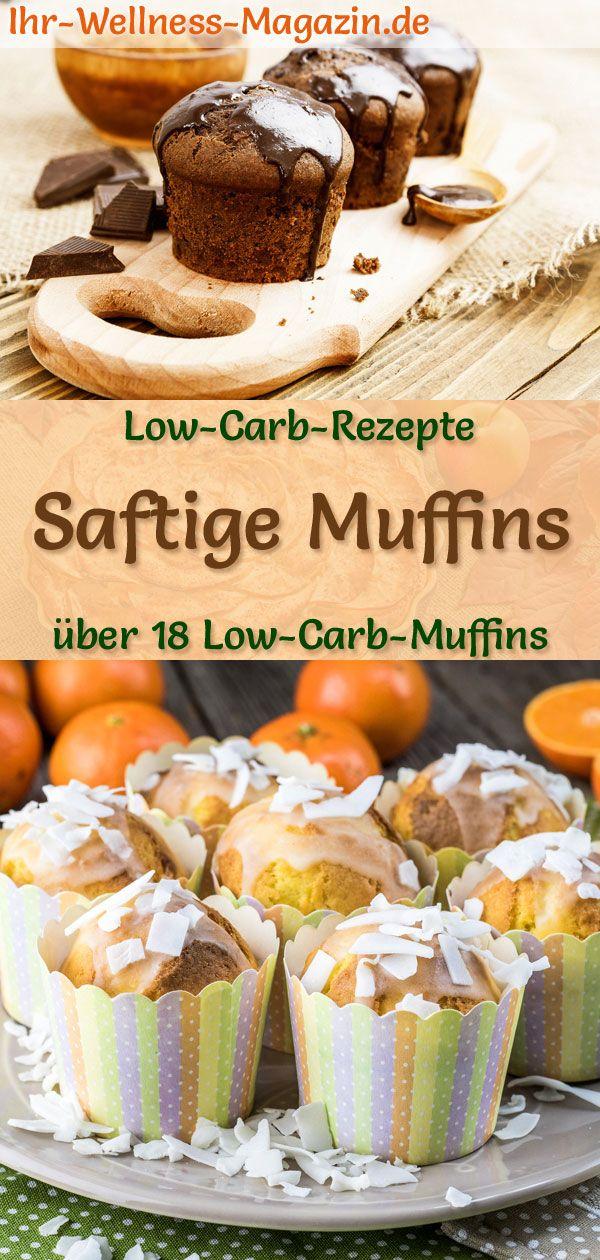 Low Carb Muffins 20 Einfache Rezepte Ohne Zucker In 2019 Low