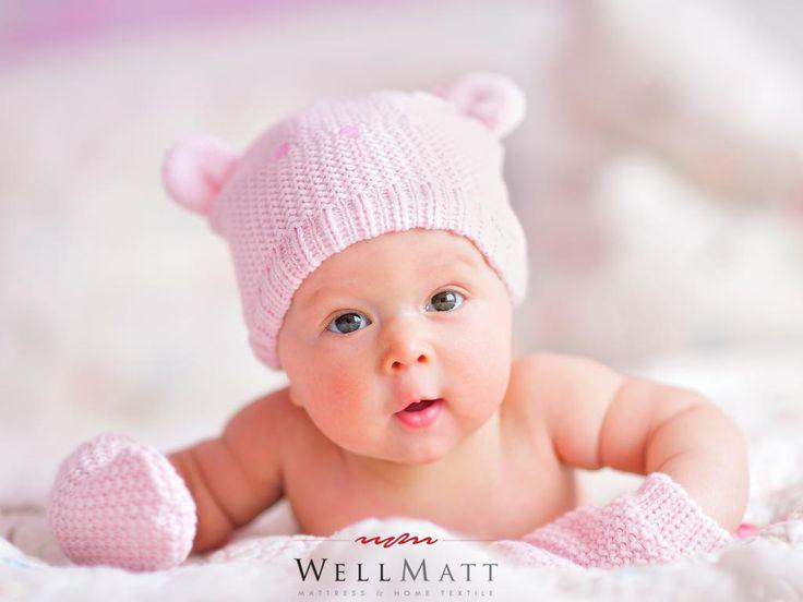 Bebeklerde Lateks Yatak #bebek #lateks #baby #yatak #uyku #yastık