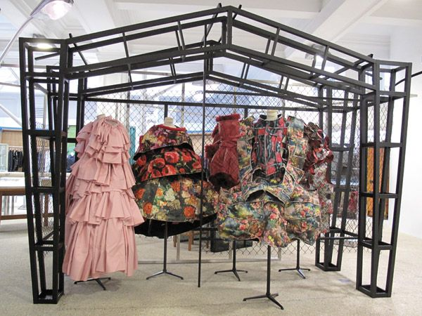 AW16 arrives at Dover Street Market - Retail Focus - Retail Blog For Interior Design and Visual Merchandising