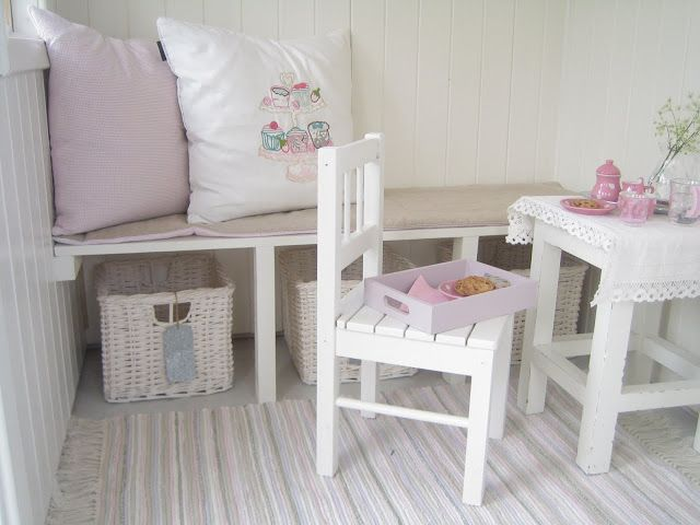 82 best playhouse interior images on pinterest play for Playhouse interior designs