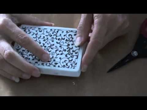 La Blanche stamps, shrink plastic, perfect medium and UTEE by Blanche Siegmann