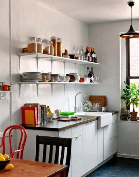 45 Creative Small Kitchen Design Ideas   Chic Decor Room Chic Decorating  Before And After Design Ideas Part 96