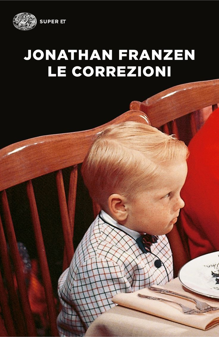 J.Franzen, Le Correzioni