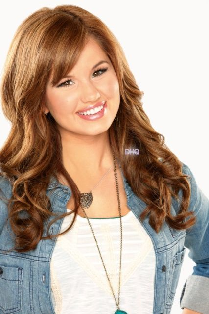 "DEBBY RYAN (b. 1993), American actress: Because her father was in the US military, the family moved every few years. She lived in Alabama, Texas, Germany & California, attending a total of 7 schools. In Germany, at age 7, she got involved in professional theater on base, and after returning to the US at 10, she decided to pursue an acting career. In her teens she landed a role in a Disney Channel show, and she currently stars on another Disney sitcom, ""Jessie."" [HLT]"