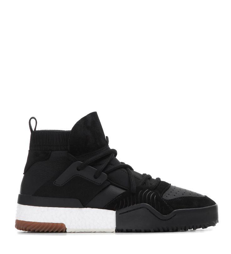 Купить Кеды Adidas Originals by Alexander Wang CM7823 117/0A2 для мужчин , цвет черный в интернет-магазине брендовой одежды, обуви и аксессауров Helen Marlen