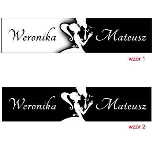 TABLICA rejestracyjna personalizowana Zakochani #slub #wesele #sklepslubny #slubnezakupy #dekoracje