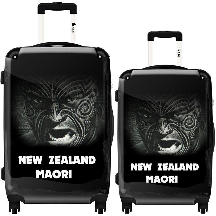 Suitcase Maori all blacks