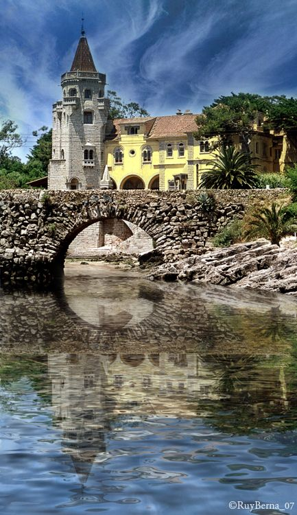 Cascais - Portugal,  I loved all the old castles and the very warm people.
