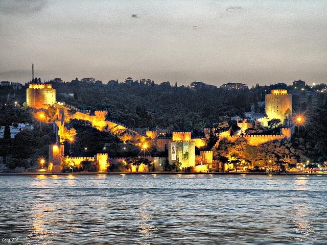 Rumeli Hisarı - istanbul / Turkey - fortress