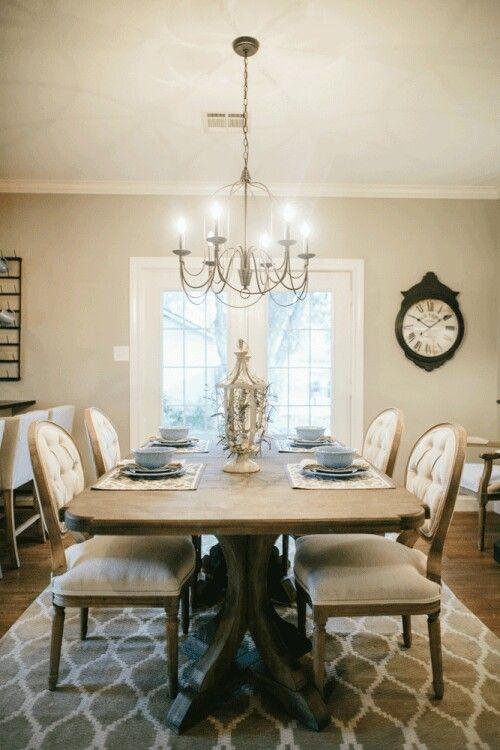 Fixer Upper  season 2 -Dining  Space