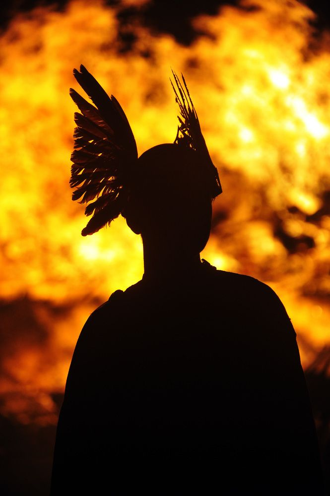 Up Helly Aa Viking Festival Celebrated In Shetland, Scotland - On my list