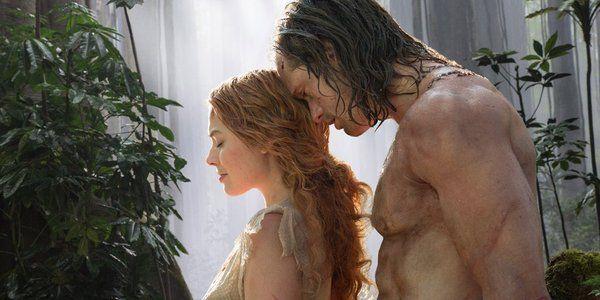 Trailer oficial The Legend Of Tarzan 2016