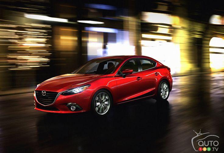 Mazda3 GT 2014 : essai routier