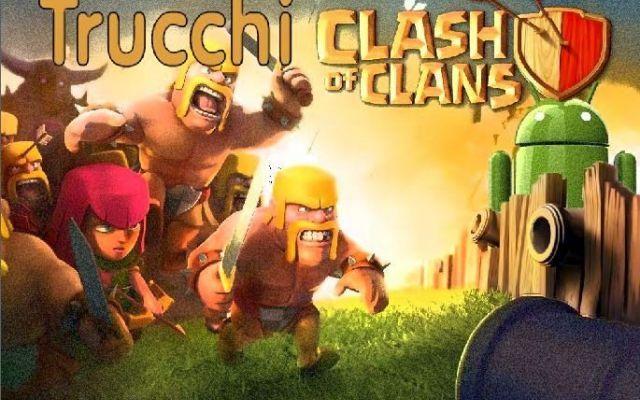 Trucchi Clash of Clans per ottenere monete infinite, gemme e elisir #clashofclan #trucchi #android