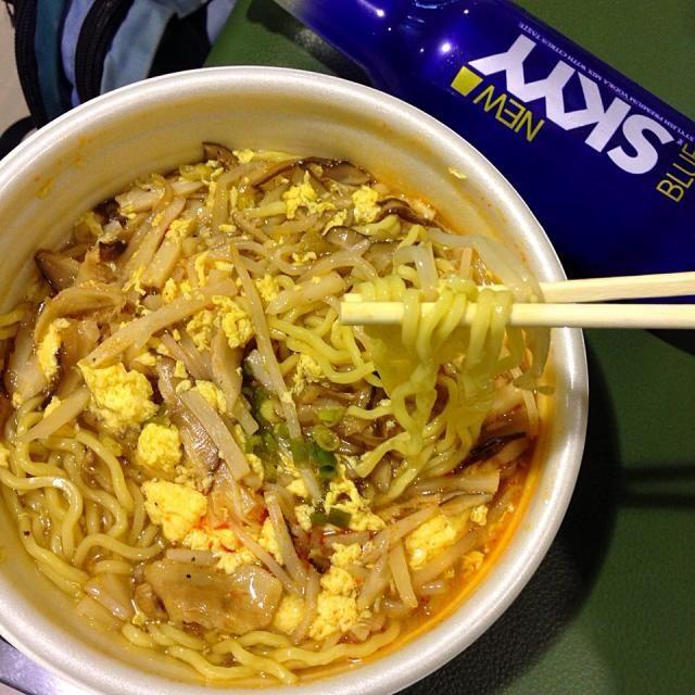 #ramen #narita #aeropuerto #japon - 9件のもぐもぐ - 酸辣湯麺 by maixx ใหม่