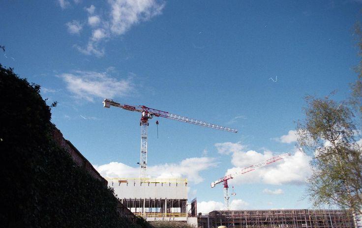 👌 Get this free picture Blue crane sky summer    🏁 https://avopix.com/photo/55158-blue-crane-sky-summer    #crane #lifting device #device #construction #sky #avopix #free #photos #public #domain