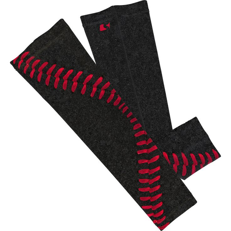 Black Widow Baseball Arm Sleeves