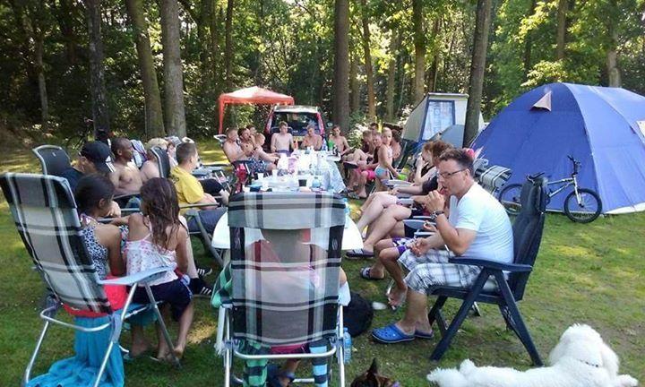 Zaterdag 4 juli 2015 #hittegolf! Op camping Wedderbergen is het super cool!