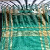 Weaving: Rigid heddle loom practice runner