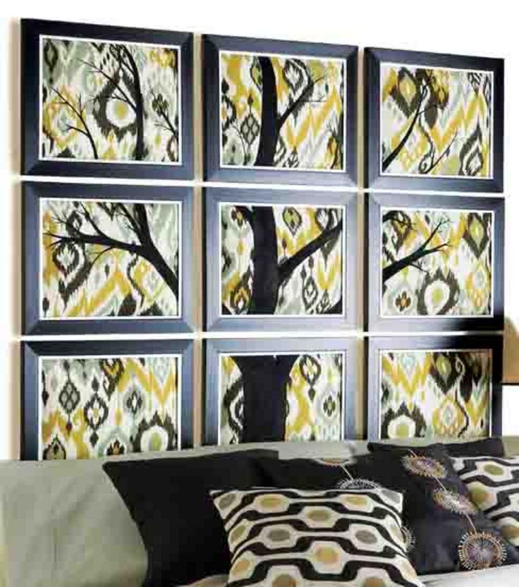 Best 25 framed fabric art ideas on pinterest framing for Diy fabric picture frame