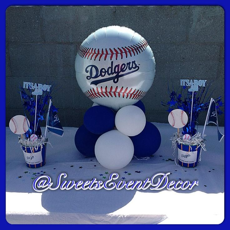 BABY SHOWER DECORATIONS - EVENT DECOR - BALLOON DECOR