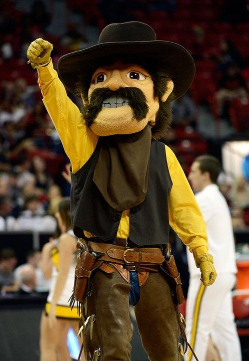 Classroom Mascot Ideas ~ Wyoming cowboys mascot pistol pete college mascots mwc
