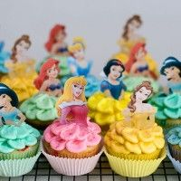 disney prinzessin muffin (Princess Cake)