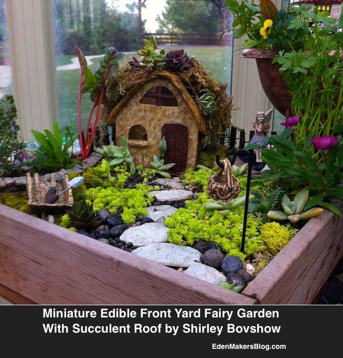 Fairy Garden Landscape Design unleash your imagination magical fairy garden designs Miniature And Fairy Garden Design Ideas By Shirley Bovshow