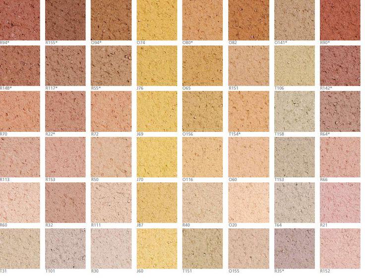 Nuancier 196 teintes parexlanko teintes b ti terre d - Choix des couleurs de peinture ...