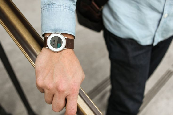 Pebble Finally Fashions Its Own Health Monitoring App - http://www.psfk.com/2015/12/pebble-health-monitoring-step-tracking-wearable-watch.html
