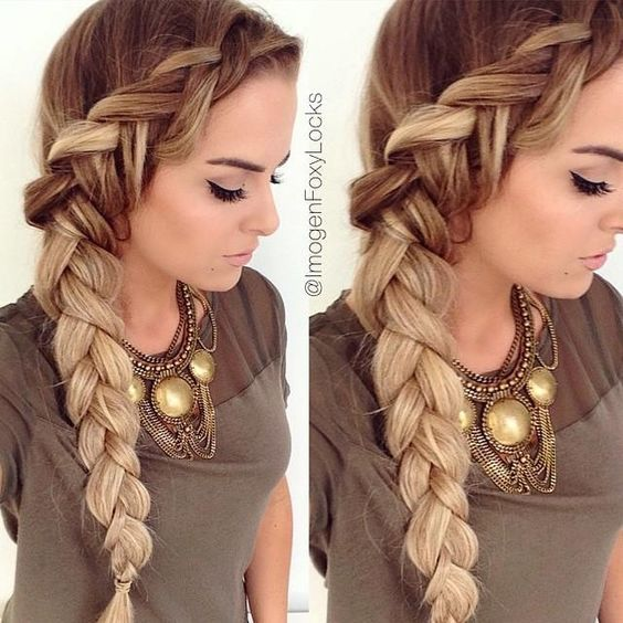 Beautiful Cute Easy Fast Hairstyles Contemporary - Styles & Ideas ...
