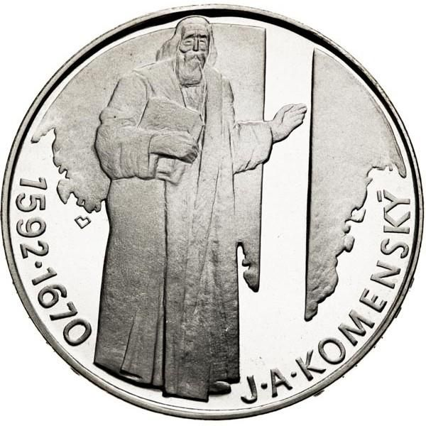 Jan Amos Komenský - 1992