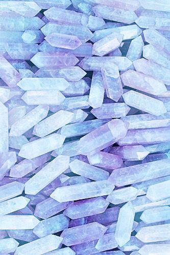 Crystals .