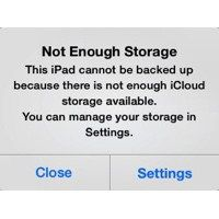 """Resolve the """" Not Enough Storage """" Message on the iPhone - iAnswerGuy"""