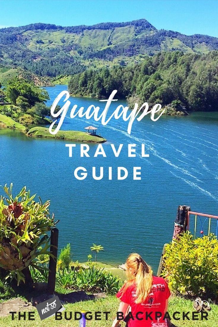 Wondering what to do in Guatape? Well, look no further! Here are the 9 best things to do in Guatape Colombia. Get your chill pants on. 1. Laze by... // Things to do in Guatape Colombia / Guatape Antioquia / Guatape rock / Guatape hostel / What to do in Guatape / Guatape to Medellin / Things to do in Guatape / El Penol / Things to do in Colombia / Colombia travel / where to go in colombia / what to do in colombia / colombia itinerary
