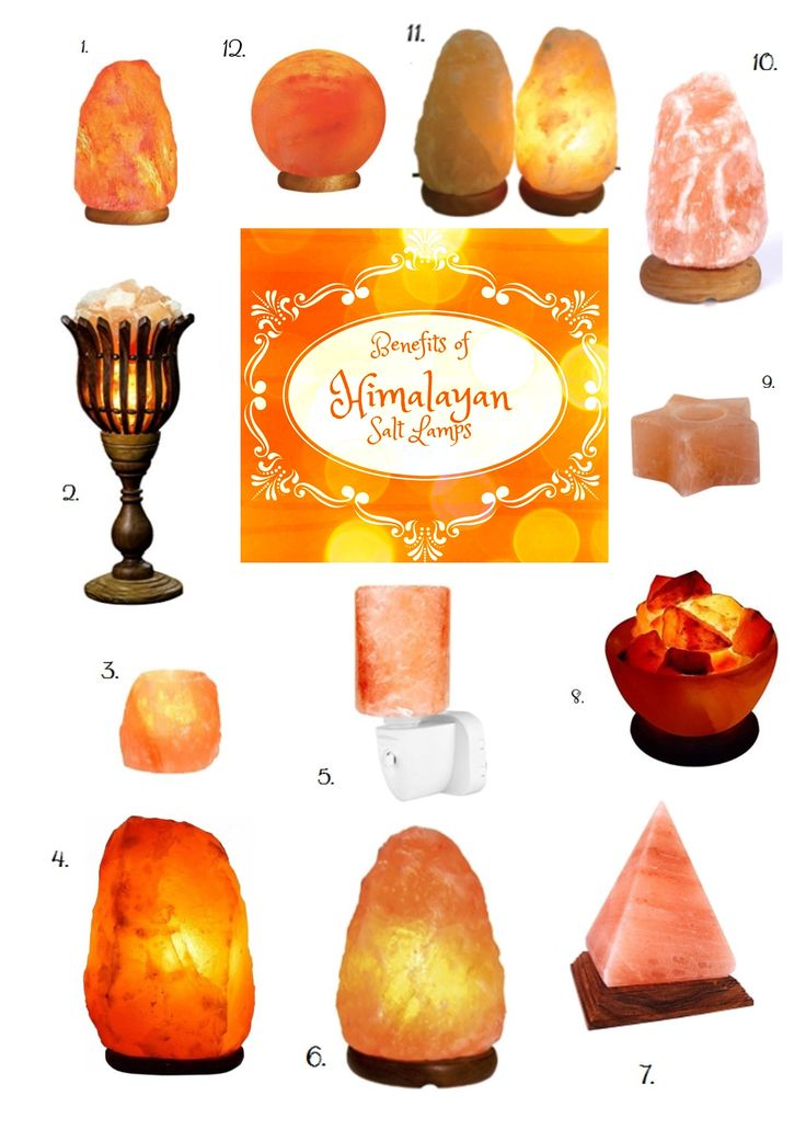 I LOVE how the air in a room feels after using my Himalayan Salt lamp!! I use mine in the living room at home - I've put one in the fireplace (as a fake fire) and have used it to get rid of the smell of the new leather sofas - it worked in a day or so - amazing!
