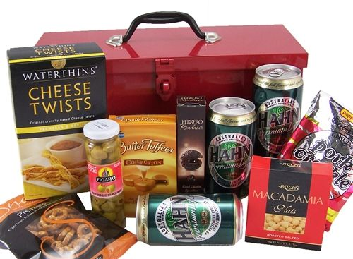 Smoko Break Gourmet Hamper Gourmet Gift Basket Brisbane Gold Coast Sydney Melbourne
