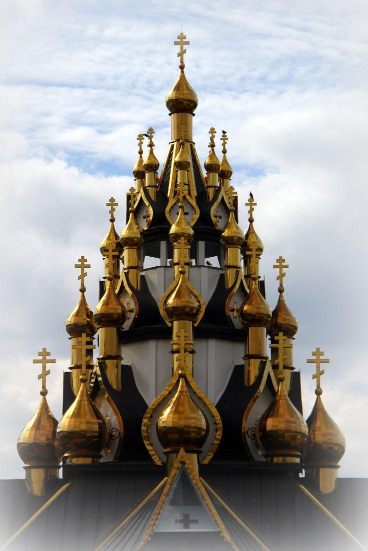 Ust-Medveditskiy Spaso-Preobrajenskiy monastery. Volgograd, Russia.