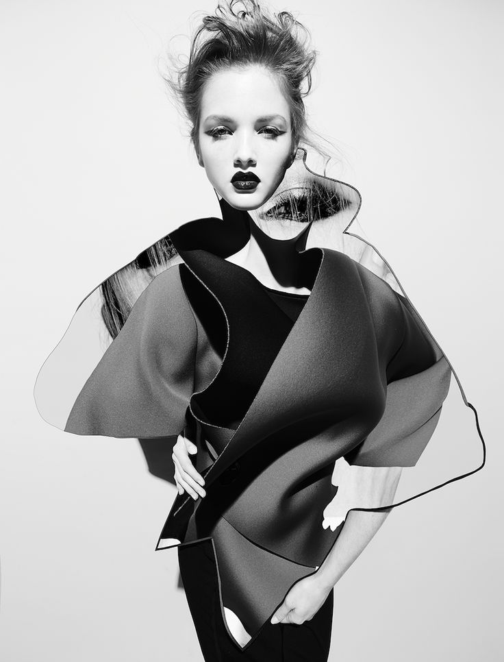 Gestalten | Couture Collages by Pablo Thecuadro