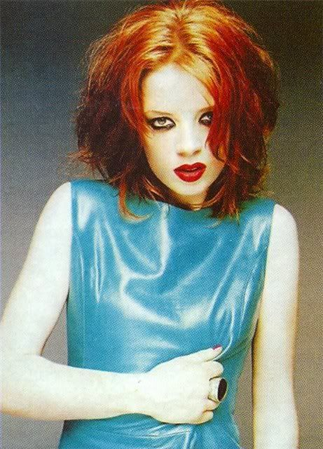 Shirley Manson, 90's Fashion, Music Icon, 90's music, garbage